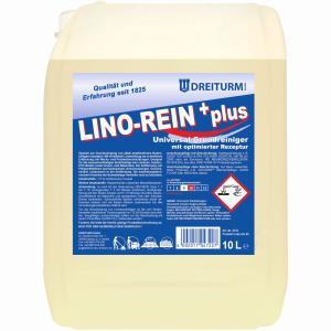 Dreiturm LINO-REIN +plus Grundreiniger, Universal Grundreiniger, 10 l - Kanister