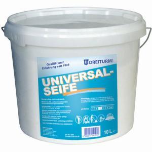 Dreiturm UNIVERSALSEIFE, pH-neutral, 10 l - Eimer