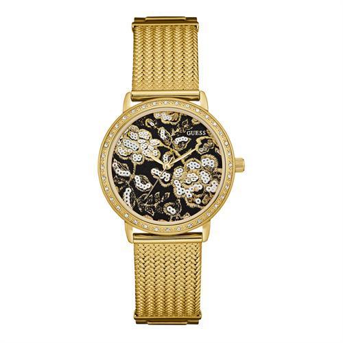 Armbanduhr für Damen Edelstahl