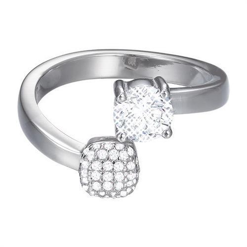 ES-Composition Ring 925er Silber