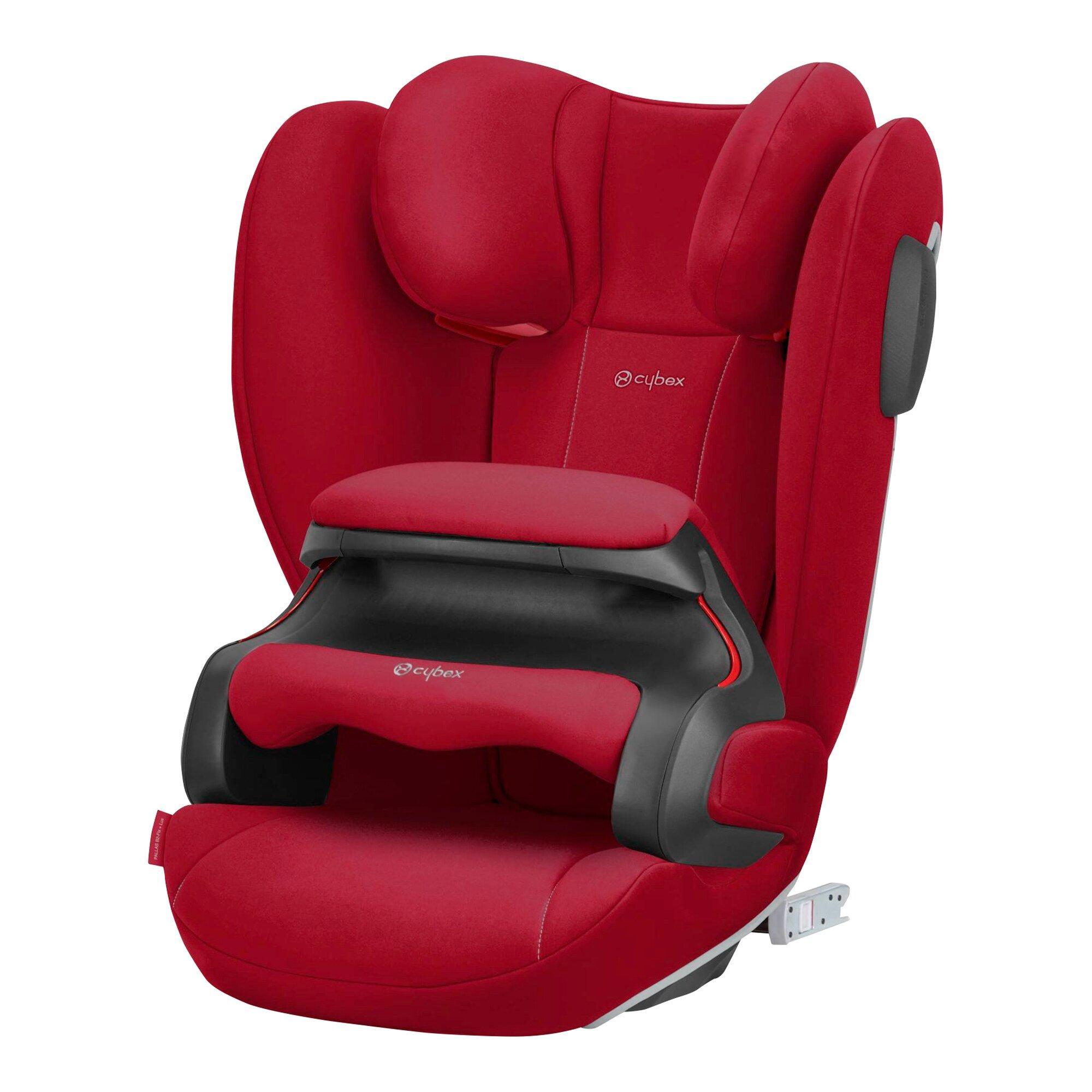 Pallas B2-fix +Lux Kindersitz