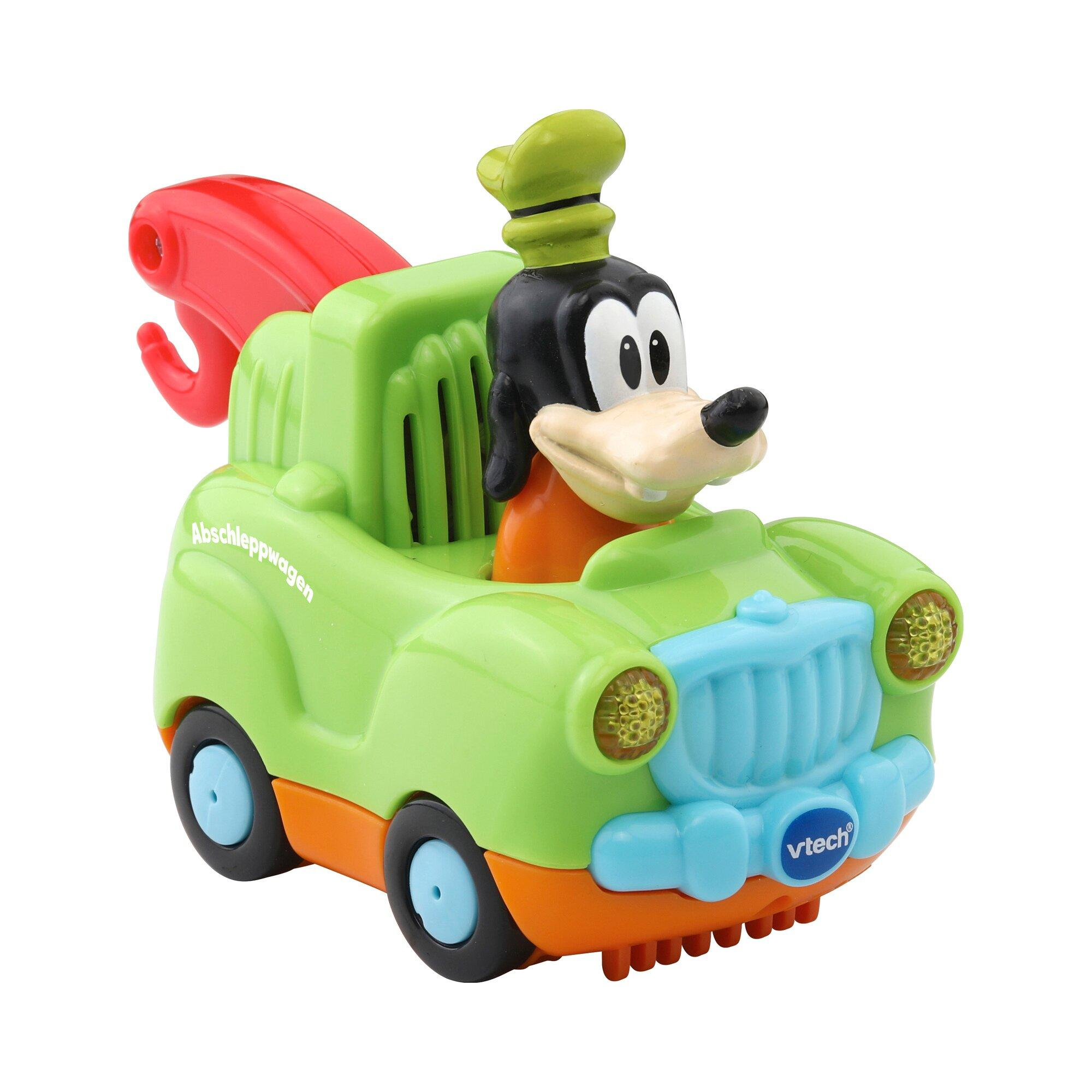 Goofys Abschleppwagen