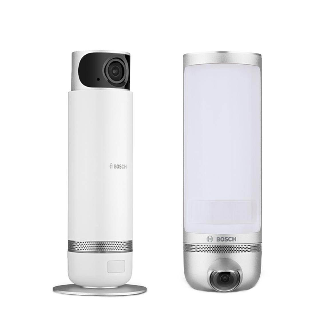 Bosch Smart Home Set - Außenkamera + Innenkamera