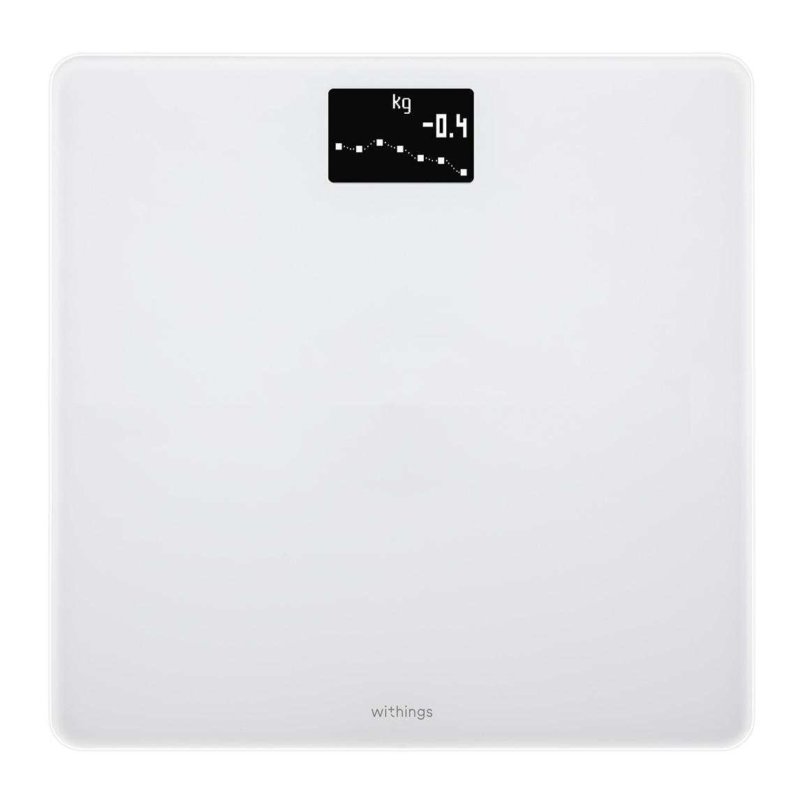 Withings Body - WLAN-Körperwaage mit BMI-Funktion - Weiß