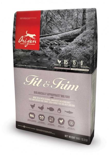 Orijen Hundefutter Fit & Trim (getreidefrei) - 2 kg