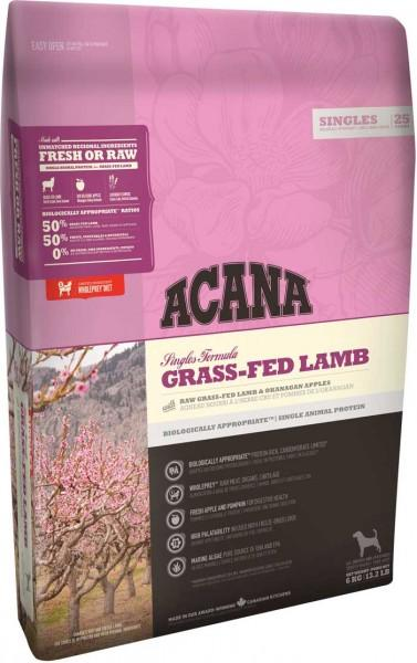 ACANA Hundefutter Singles Grass-Fed Lamb ( Monoprotein ) - 6 kg