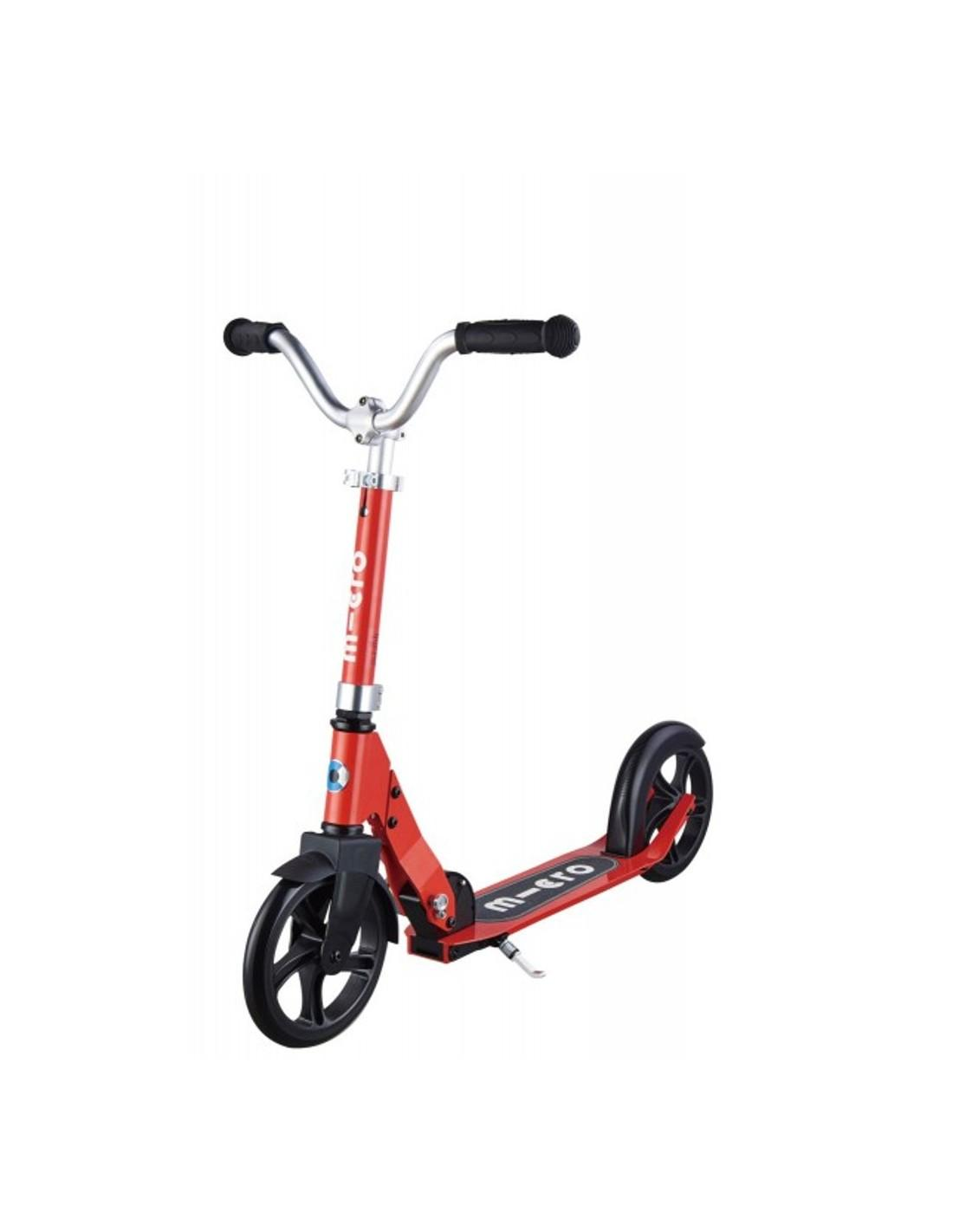 Micro Scooter Cruiser red Scooterreifen - PU Reifen, Scooterart - Scooter, Scooterfarbe - Rot,