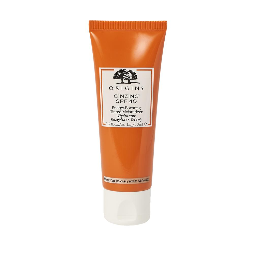 GINZING™ SPF 40 EnergyBoosting Tinted Moisturizer