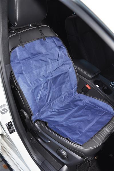 Auto Schonbezug für Haustiere blau