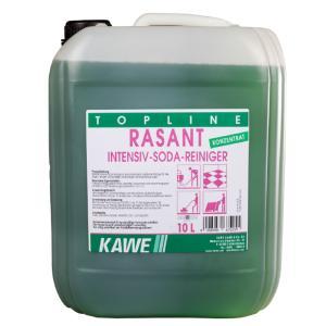 KAWE Rasant Intensiv-Bodenreiniger, Intensiv - Bodenreiniger, 10 l - Kanister