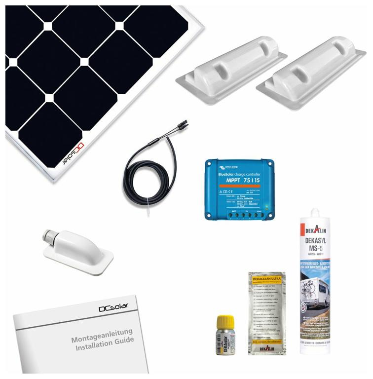 Solara DCsolar Power Set 3