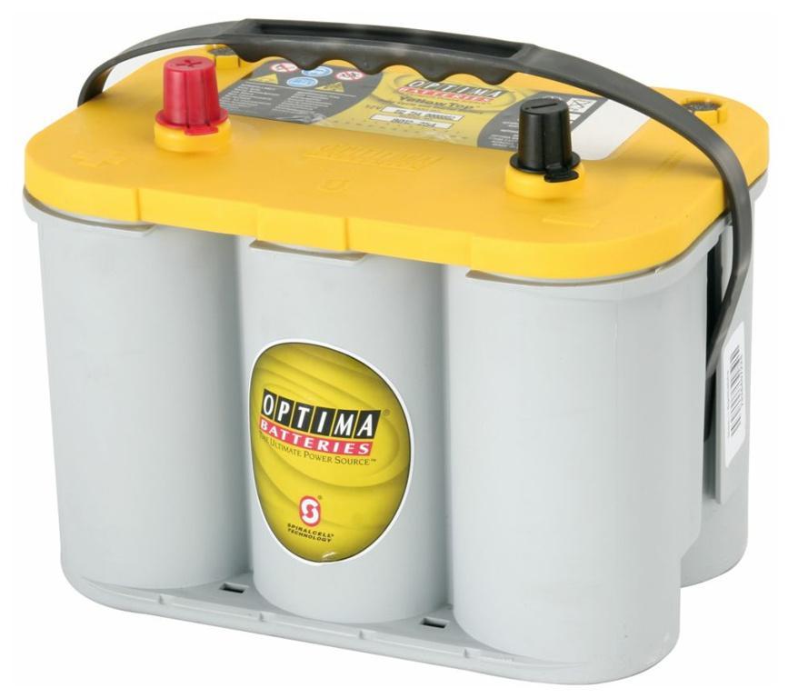 Optima Batterie YTS 4.2