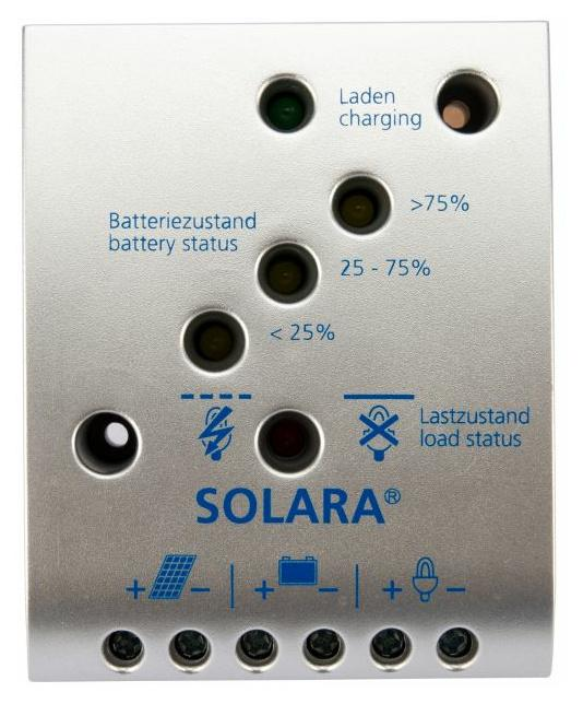 Solara Einkreisregler SR175TL