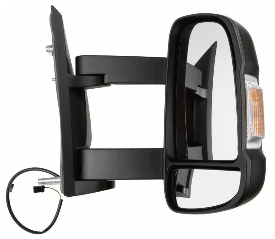 Milenco Elektrischer Ersatzspiegel Fiat Ducato rechts