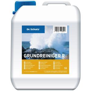 Dr. Schutz® Grundreiniger R, Reiniger für die Grundreinigung von elastischen Böden, 5 l - Kanister