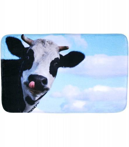 Badteppich Kuh 50 x 80 cm