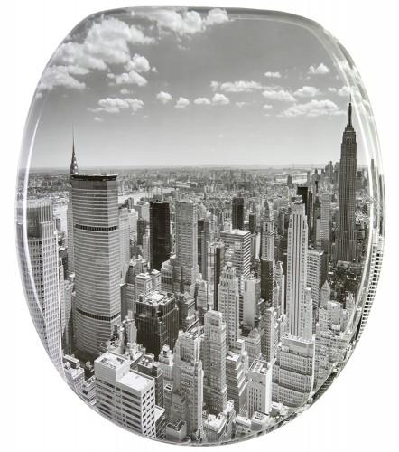 WC-Sitz Skyline New York