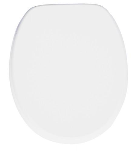 WC-Sitz mit Absenkautomatik Weiß