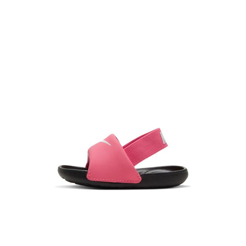 Nike Kawa Badeslipper für Babys und Kleinkinder - Pink