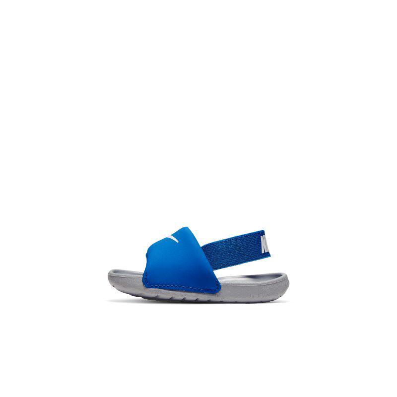 Nike Kawa Badeslipper für Babys und Kleinkinder - Blau