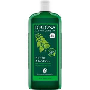 Logona Haarpflege Shampoo Pflege Shampoo Bio-Brennnessel 75 ml