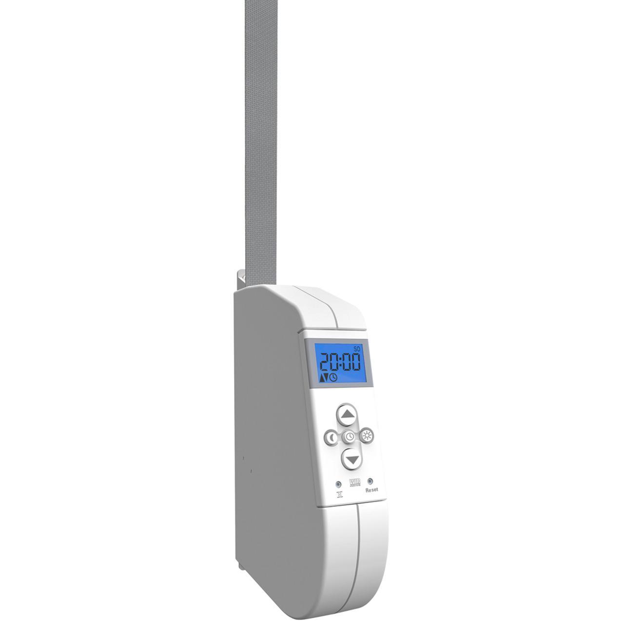 WIR Elektronik elektronischer Gurtwickler eWickler Comfort eW920-M, Aufputz, 15mm Gurtbreite,Display