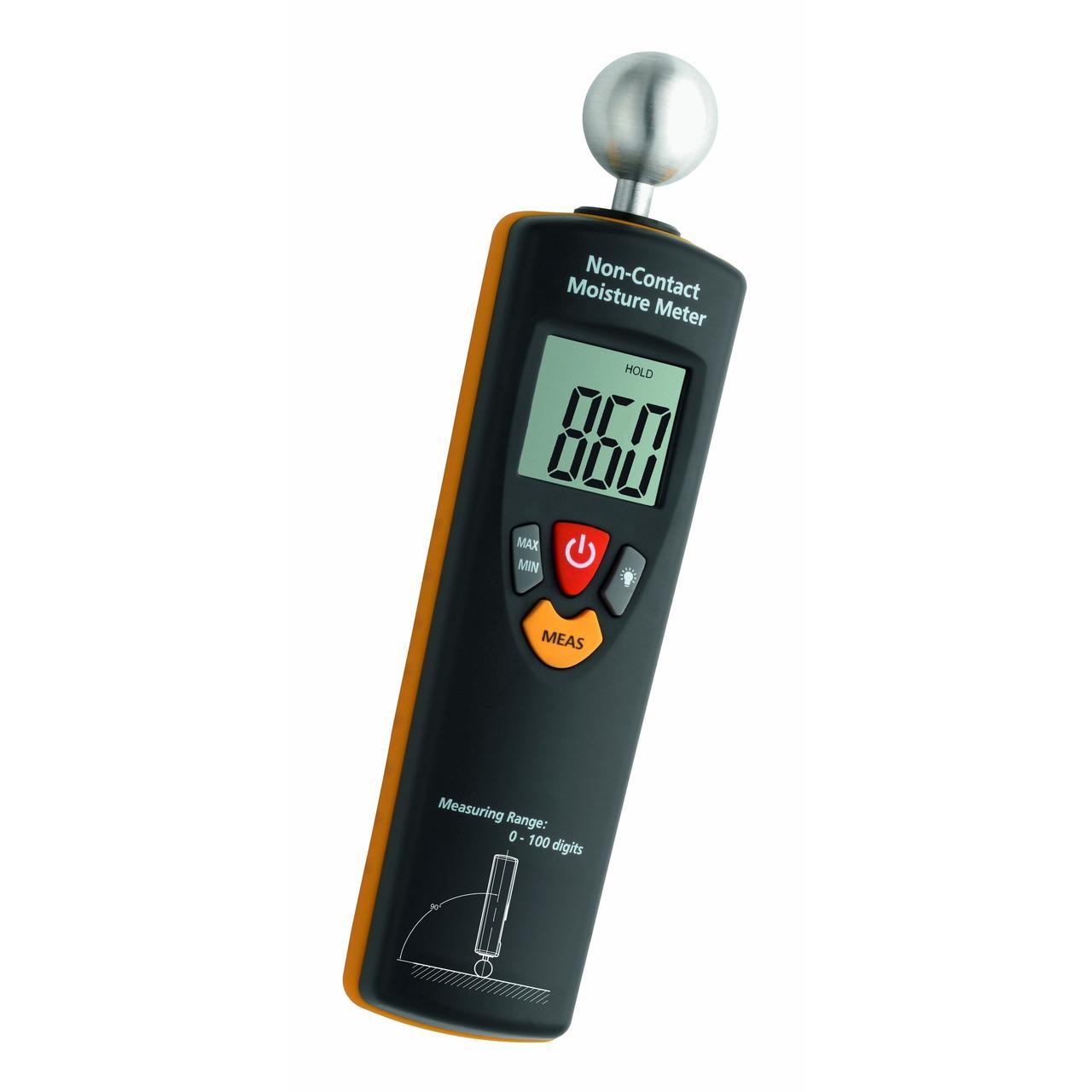 TFA Feuchtemessgerät Humidcheck Contact, Holz- und Materialfeuchte bis 40 mm Tiefe