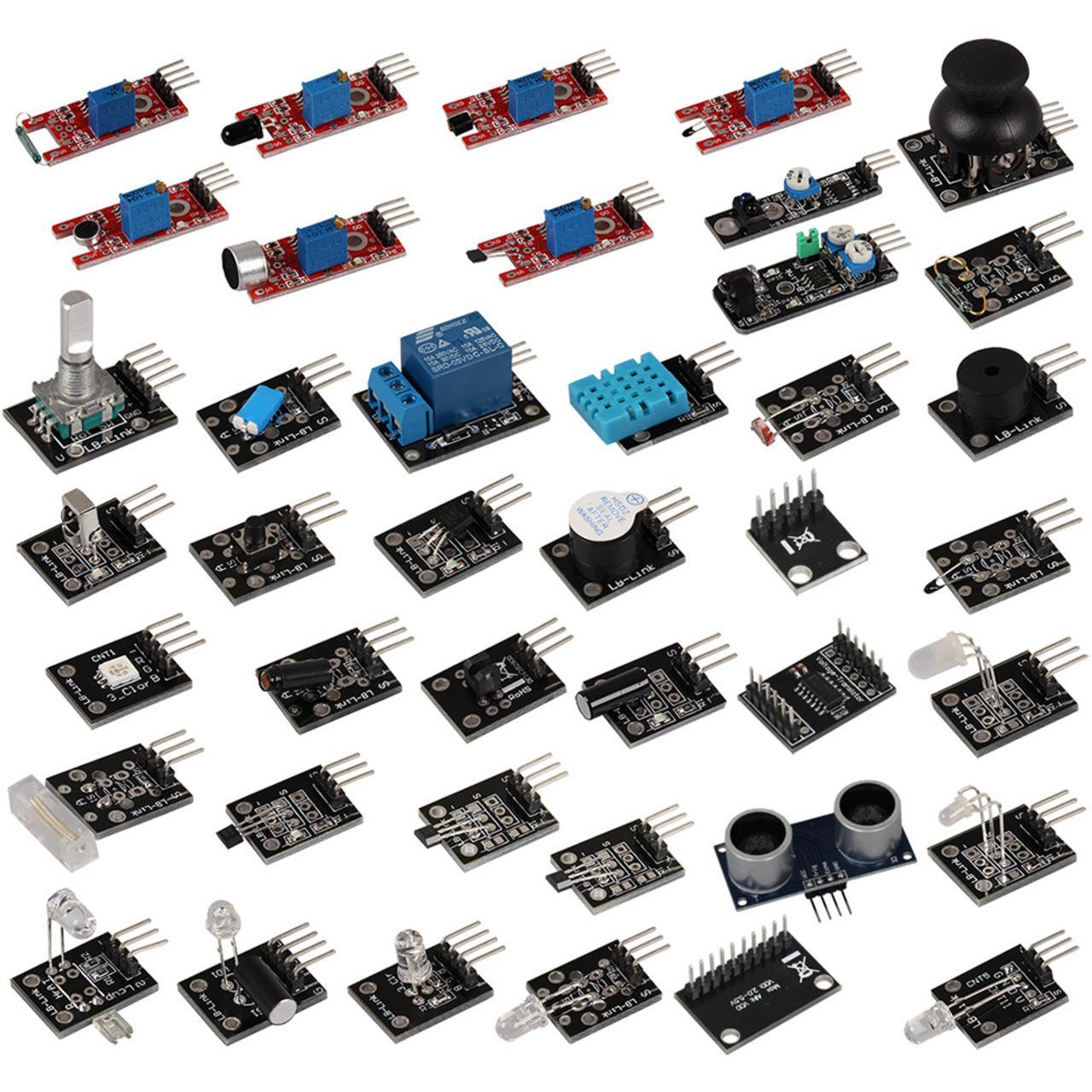 Joy-IT Sensor-Set X40 für Raspberry Pi