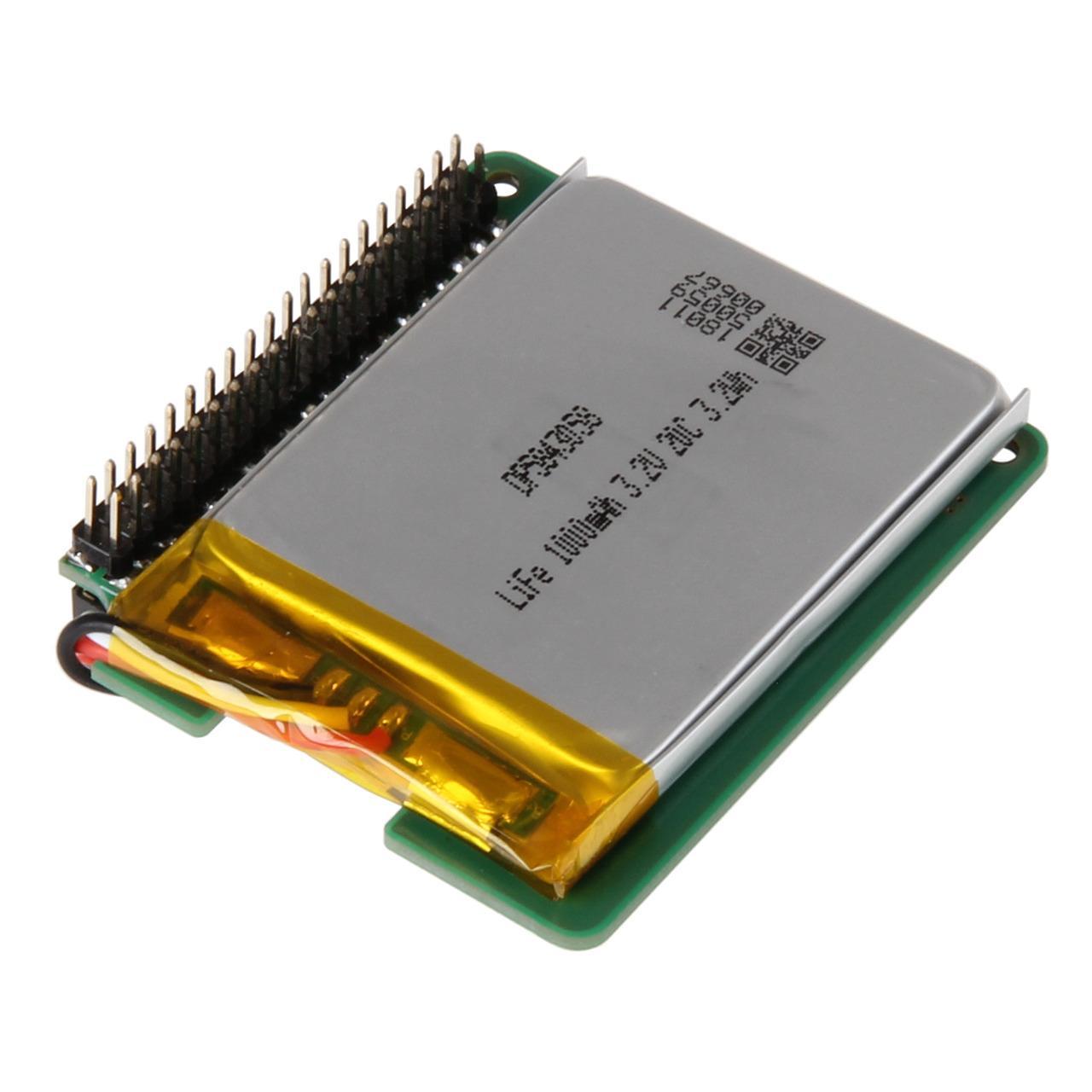 Joy-IT LiFePo4-Akku für StromPi 3, 1000 mAh