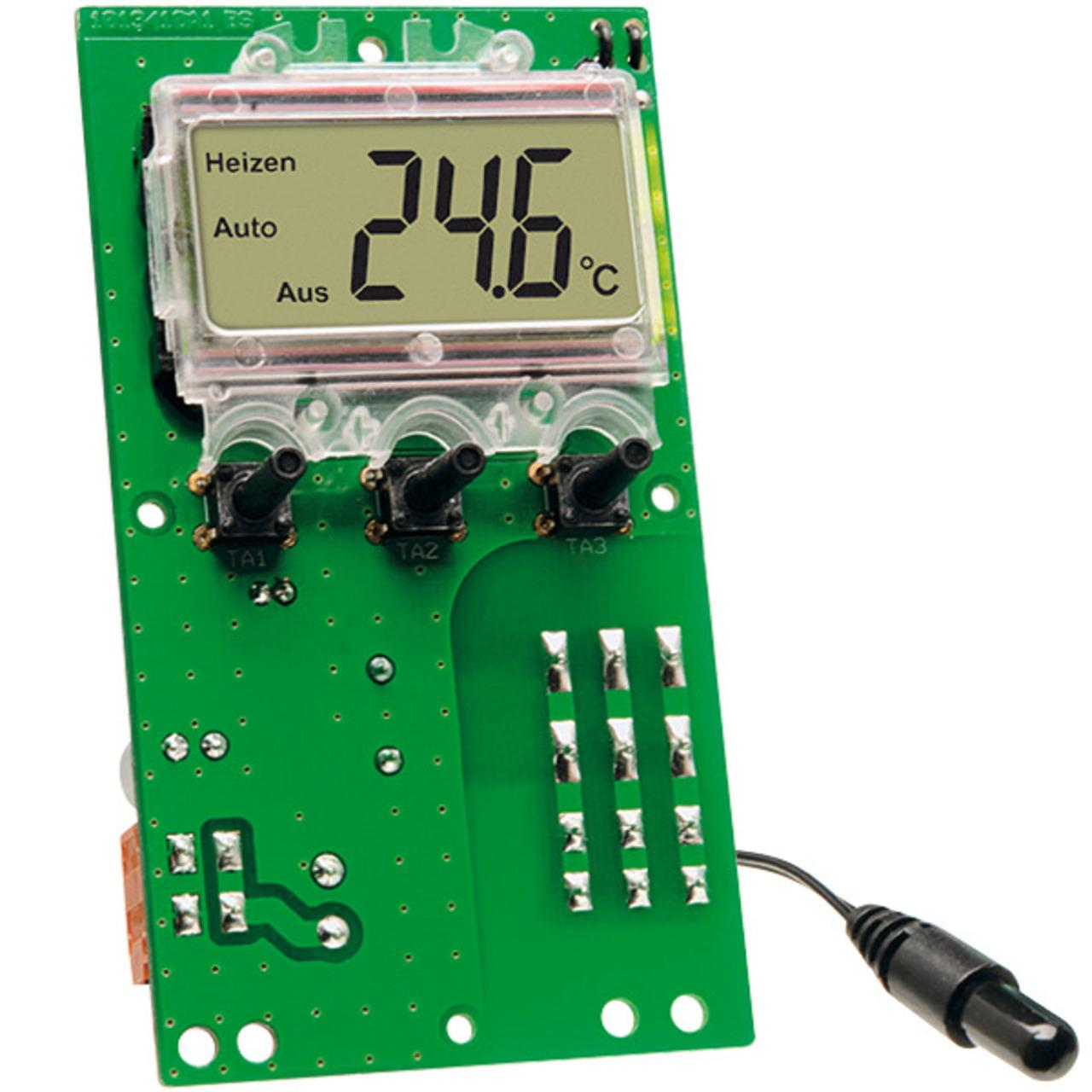 ELV Bausatz Universal-Thermostat-Modul UTM 200