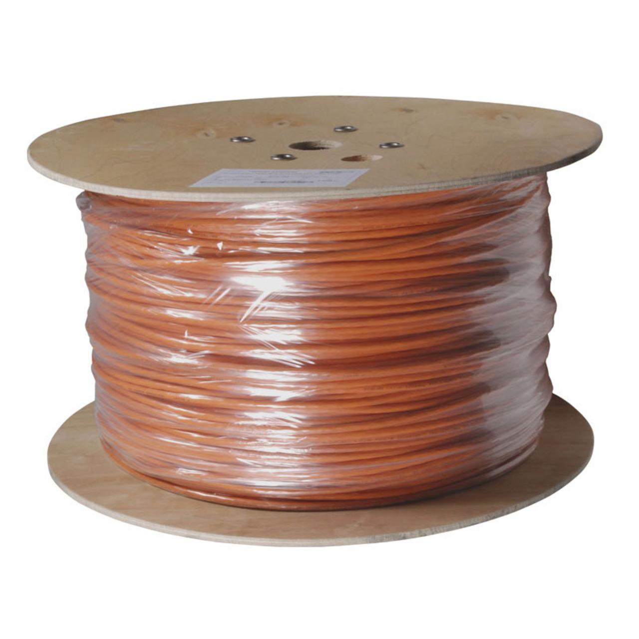 EFB-Elektronik Verlegekabel Cat. 7 Rohkabel, 1000, AWG23, S/FTP, 4P, FRNC, 200 m