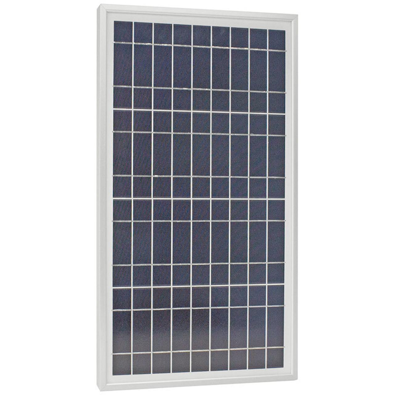 Phaesun Monokristalline Solarmodul Sun Plus 20 S, 12 V, 20 W