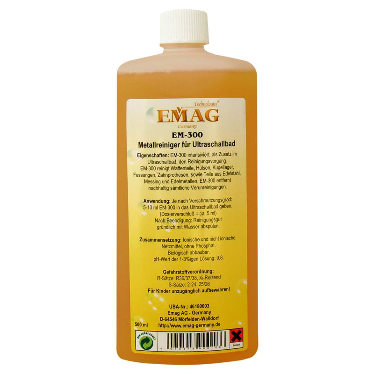 EMAG Metallreiniger EM-300, 500 ml