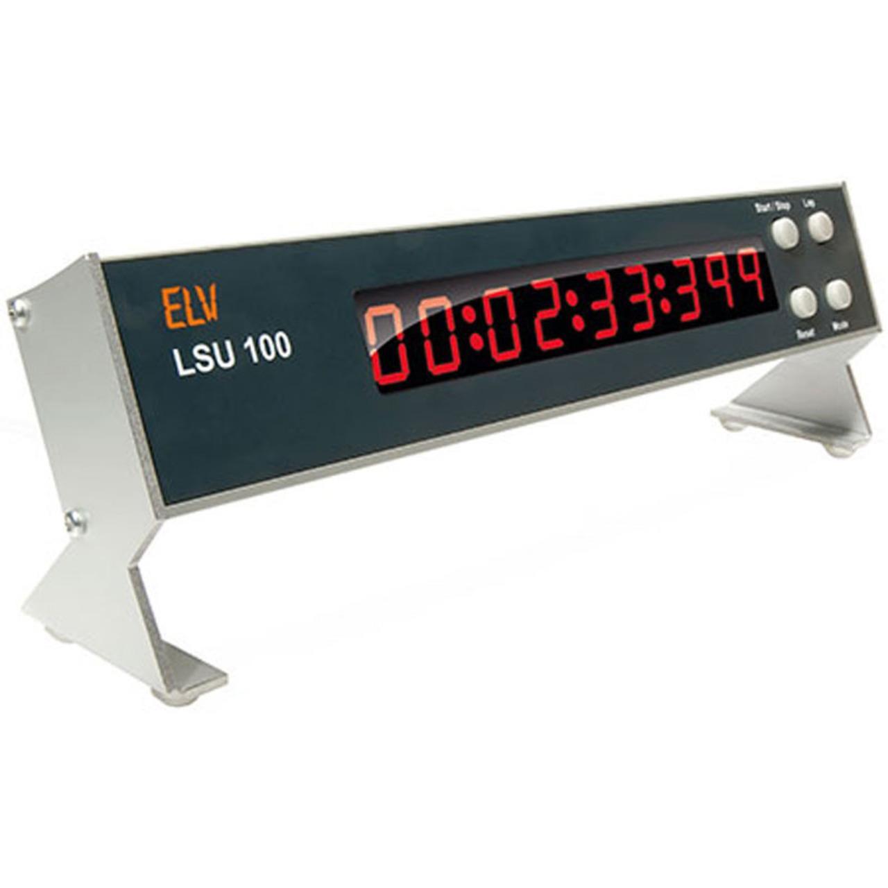 ELV LED-Stoppuhr LSU 100