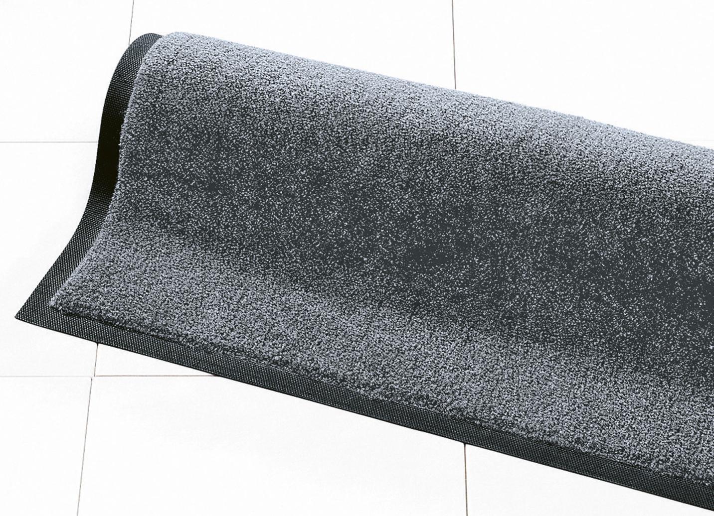 Schmutzfangmatten für innen und außen, Größe 101 (Matte, 40x 60 cm), Anthrazit