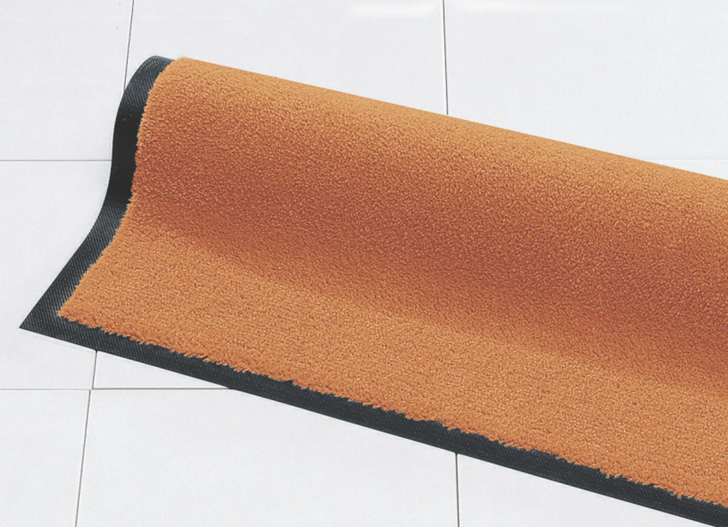 Schmutzfangmatten für innen und außen, Größe 101 (Matte, 40x 60 cm), Terra