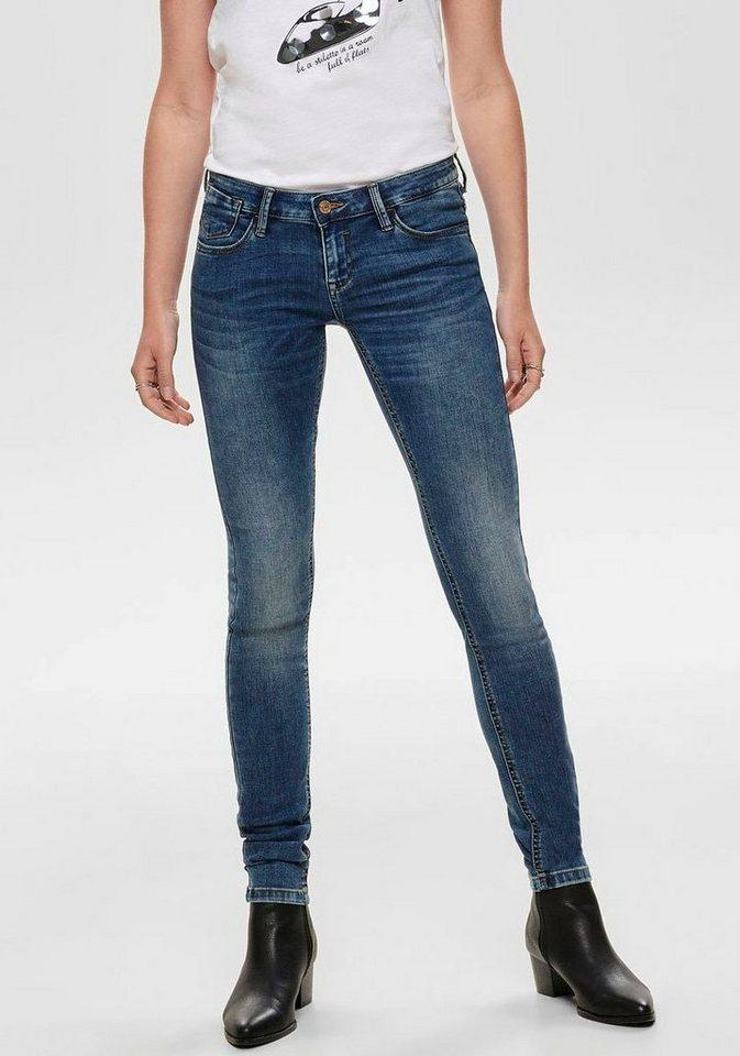 Only Skinny-fit-Jeans »ONLCORAL LIFE«