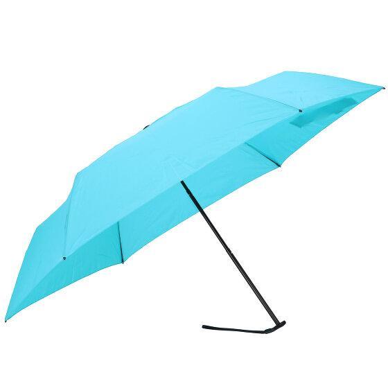 Knirps US.050 ultra light Regenschirm 21 cm aqua