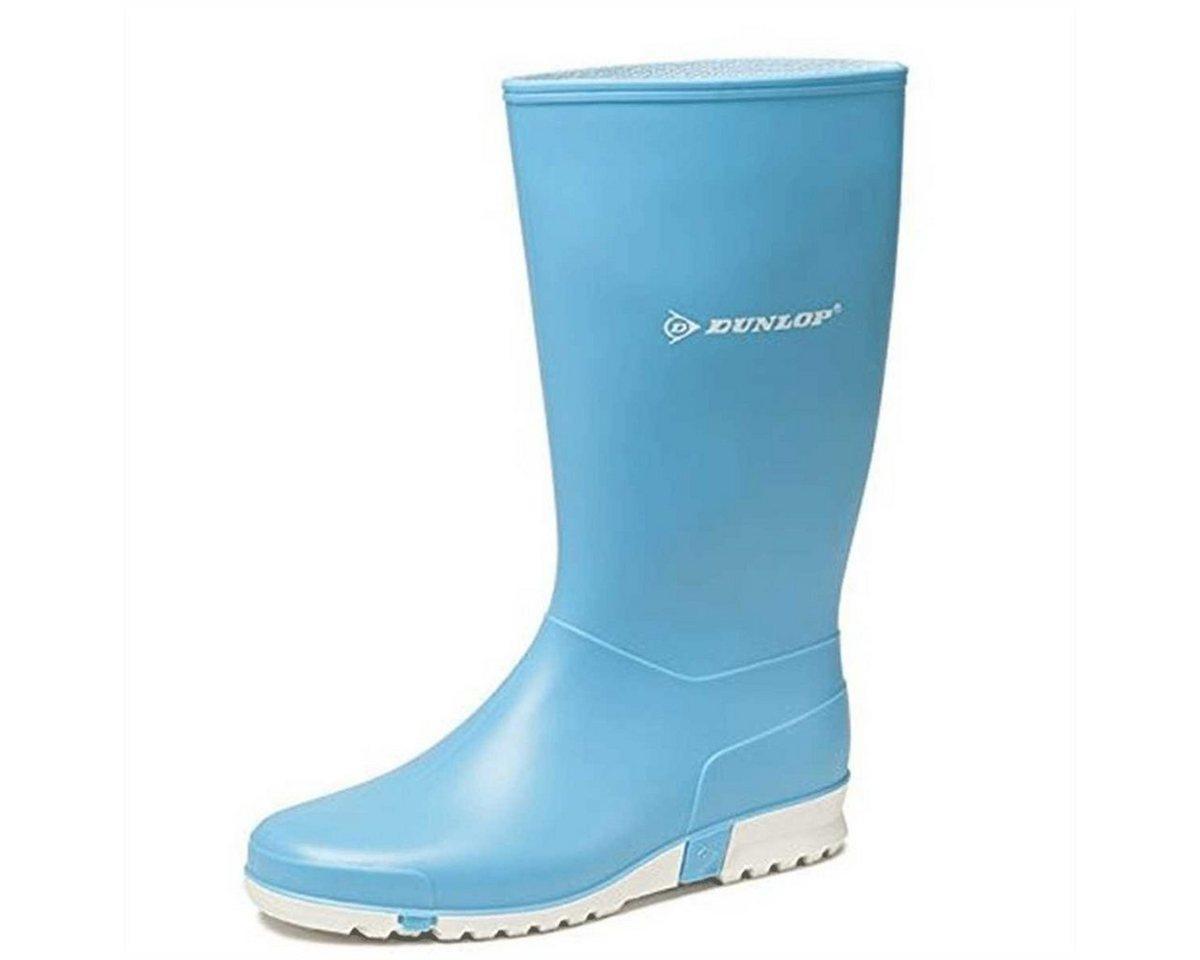 Dunlop »Sport« Gummistiefel, blau