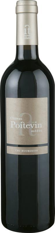 2015 Médoc Cru Bourgeois von Château Poitevin - Rotwein