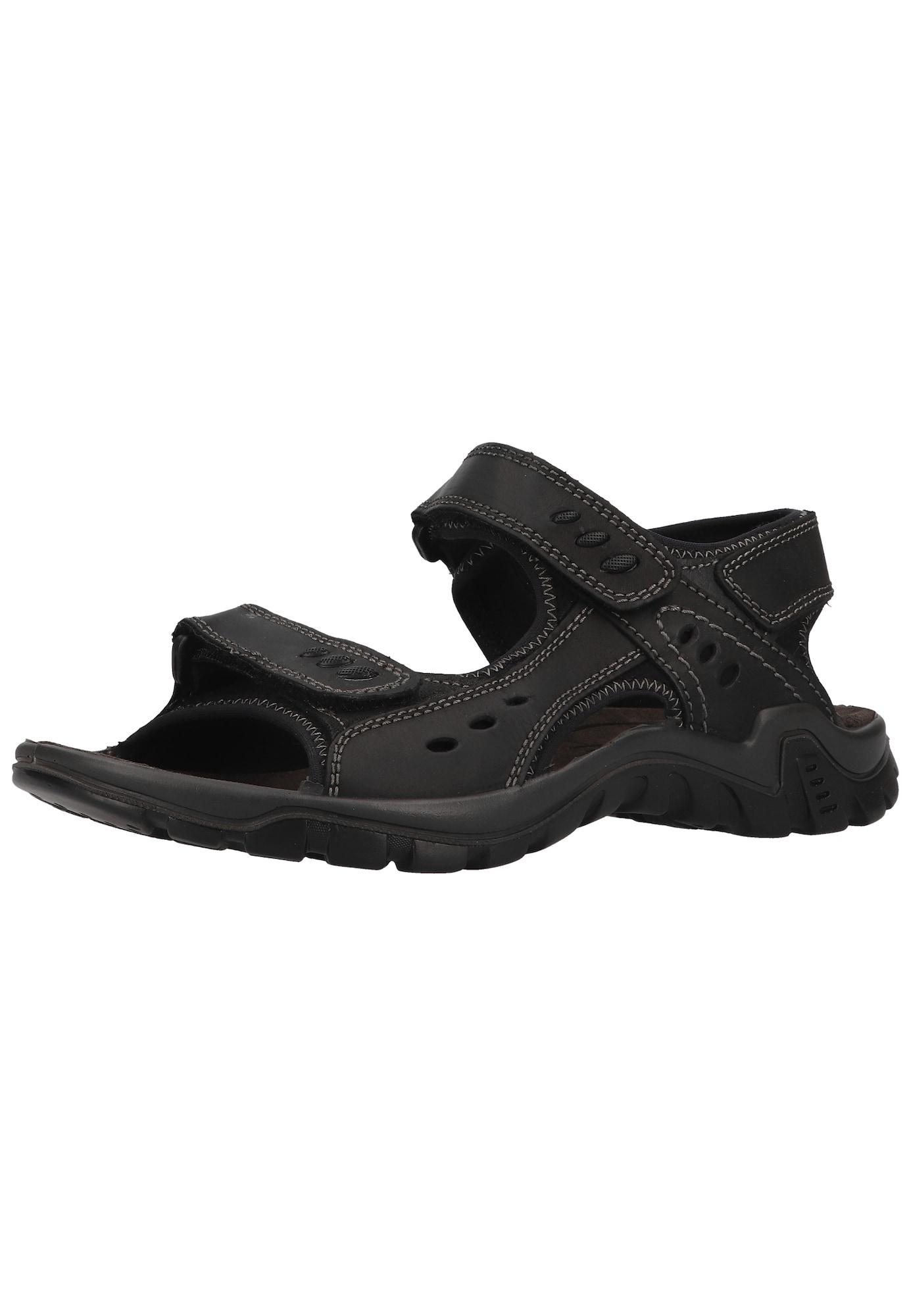 ROHDE Sandalen schwarz