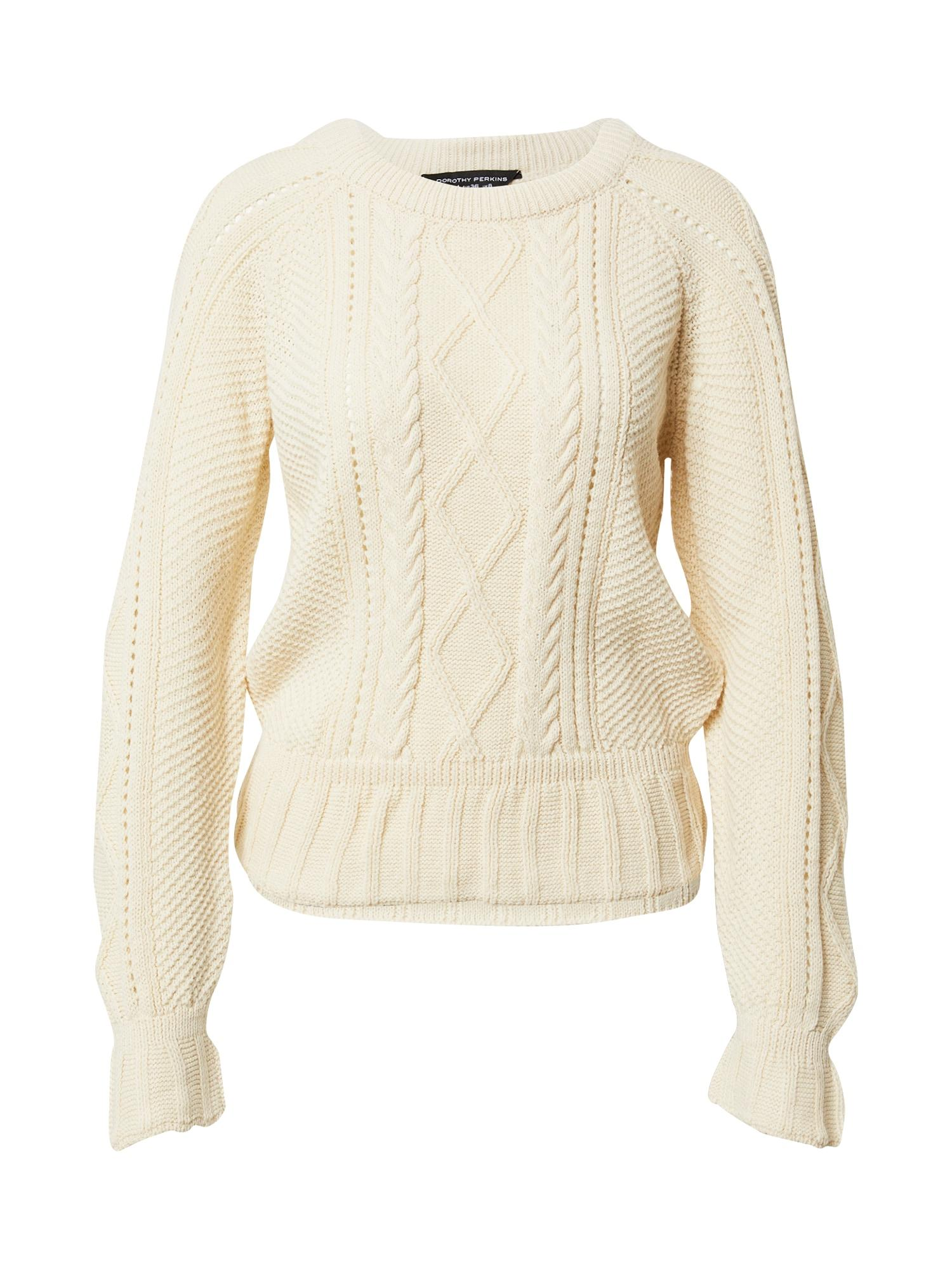 Dorothy Perkins Pullover creme