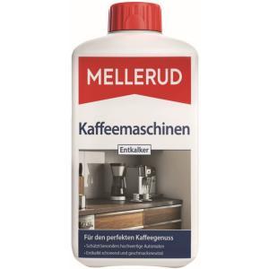 MELLERUD Kaffeemaschinen Entkalker, Entkalkt schonend und geschmacksneutral, 1 Liter - Flasche