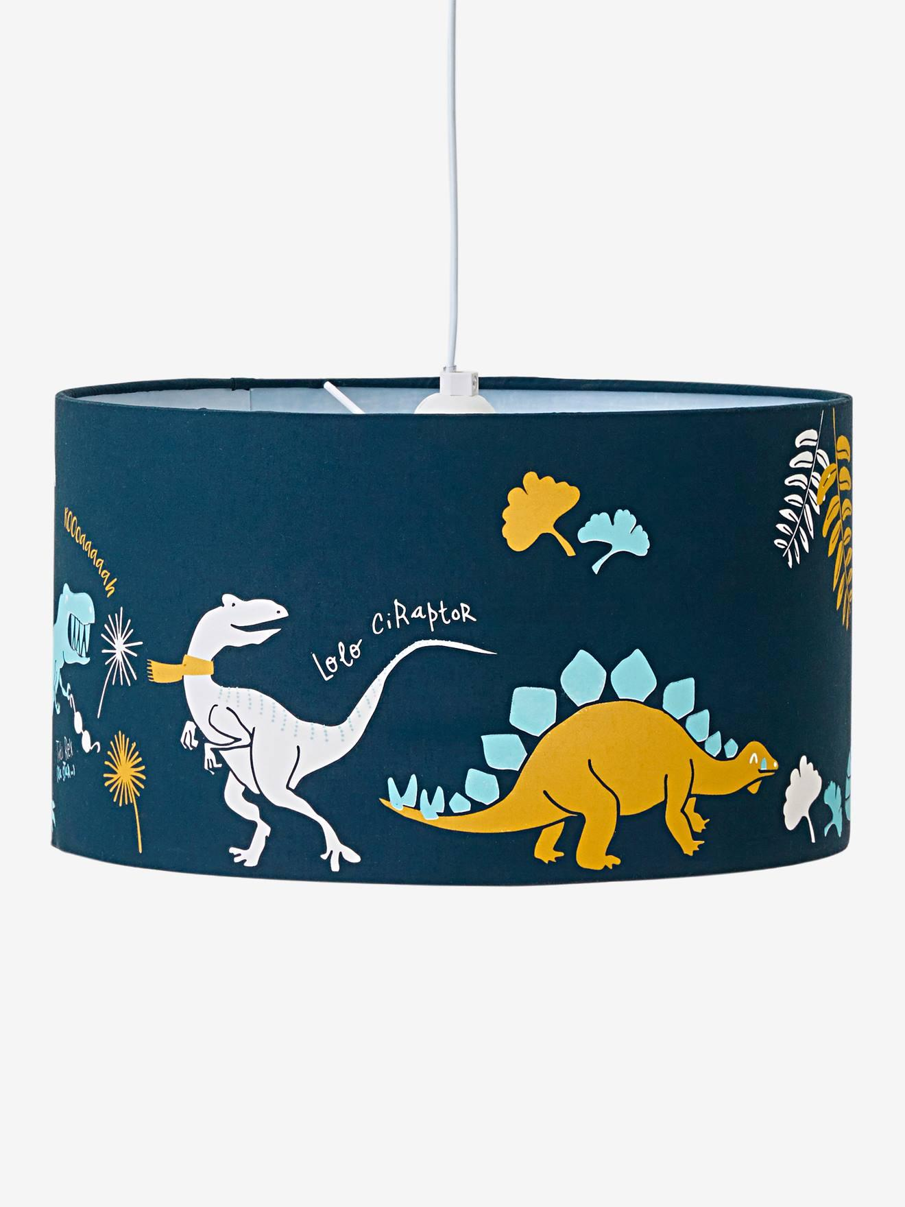 Kinderzimmer Lampenschirm ,,Dinoland