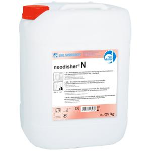 Dr. Weigert neodisher® N Neutralisationsmittel, Saures Reinigungsmittel zur Aufbereitung von Instrumenten, 25 kg - Kanister