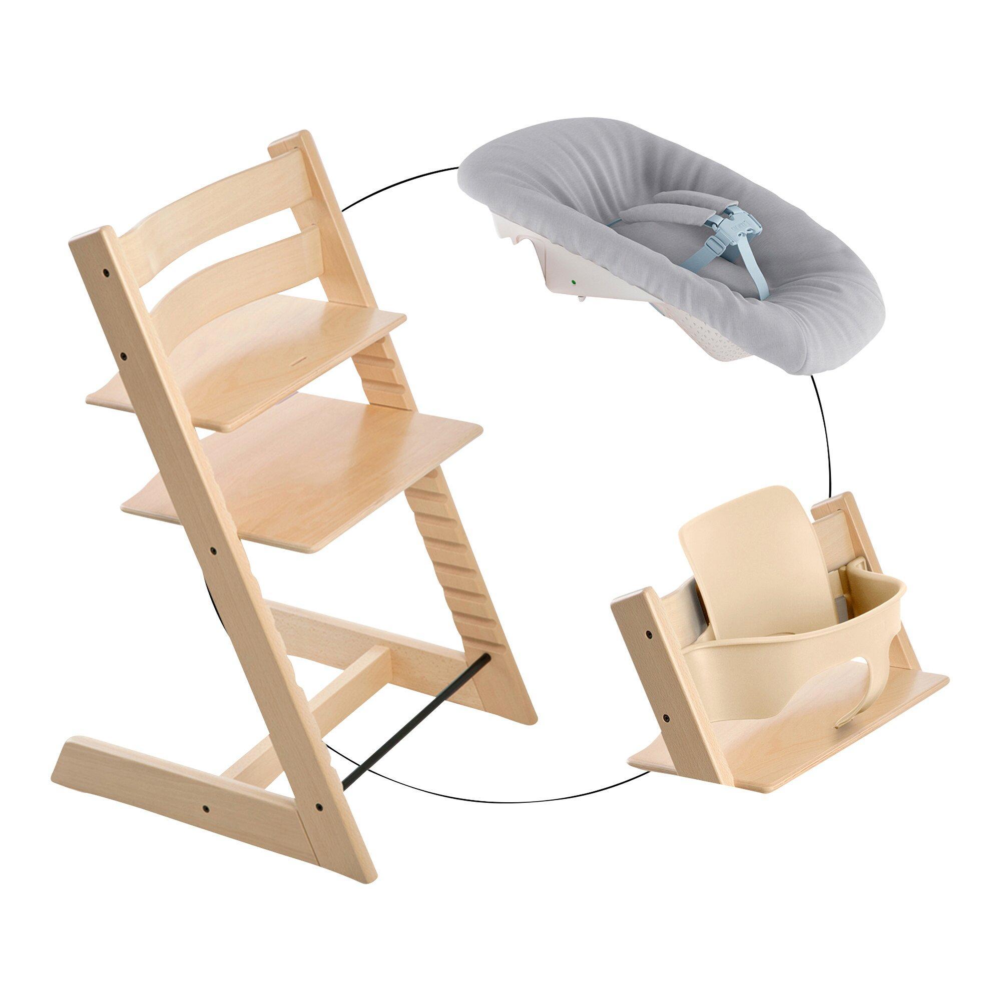 Treppenhochstuhl inkl. Newbornset & Babyset