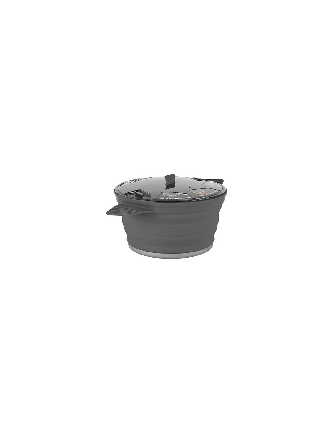 Sea To Summit X-Pot 2.8L Grey Geschirrart - Töpfe,