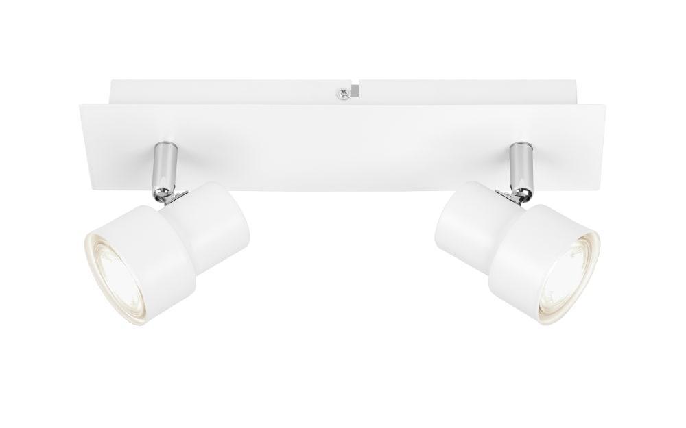 LED-Deckenleuchte Spot in weiß, 29 cm