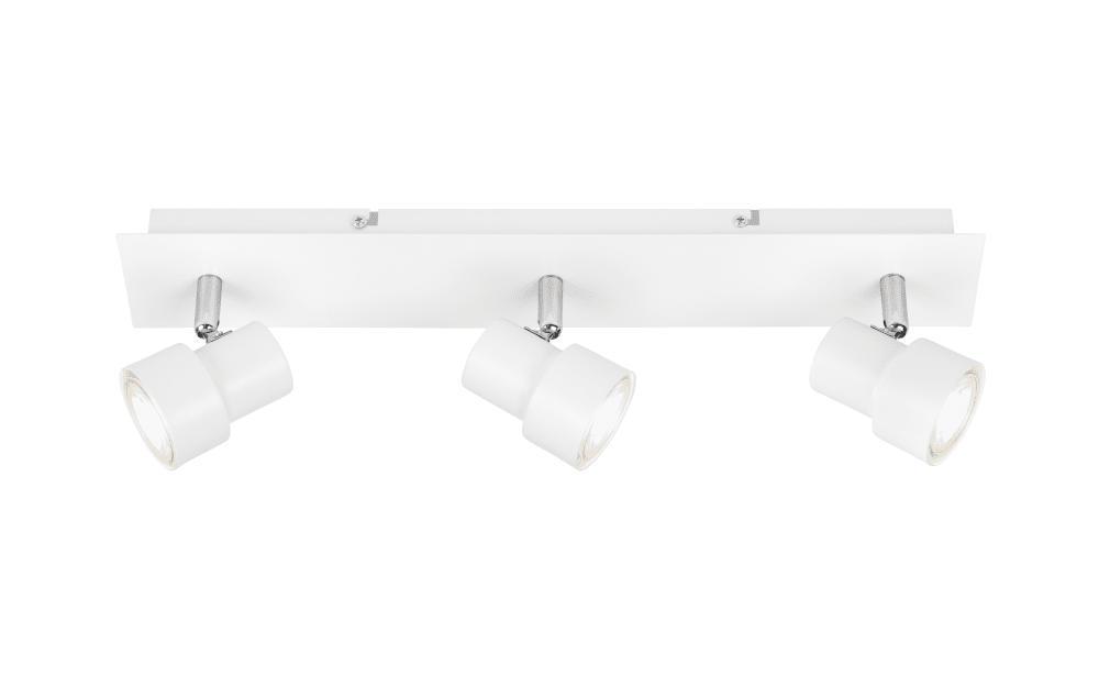 LED-Deckenleuchte Spot in weiß, 45 cm