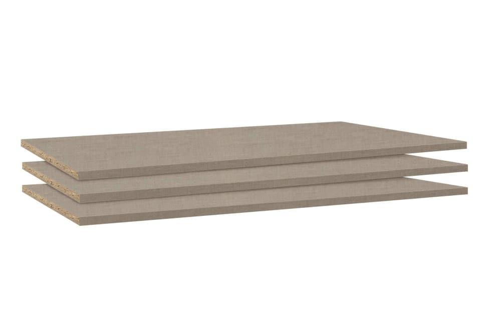 Fachböden 3er-Set 88 cm